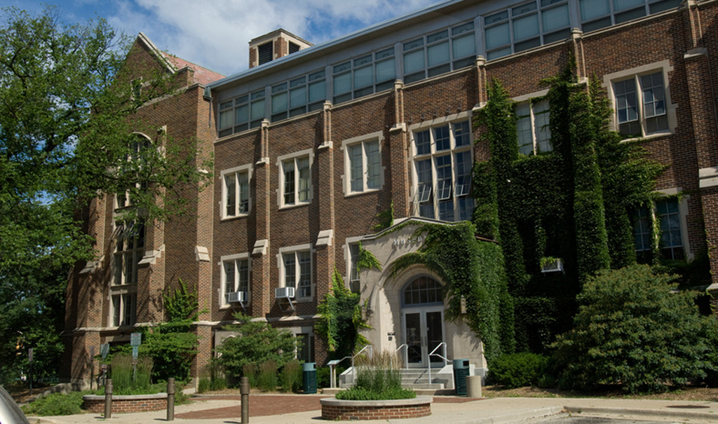 Founded in 1857, Michigan State University Museum focuses on anthropology, history, and natural science.