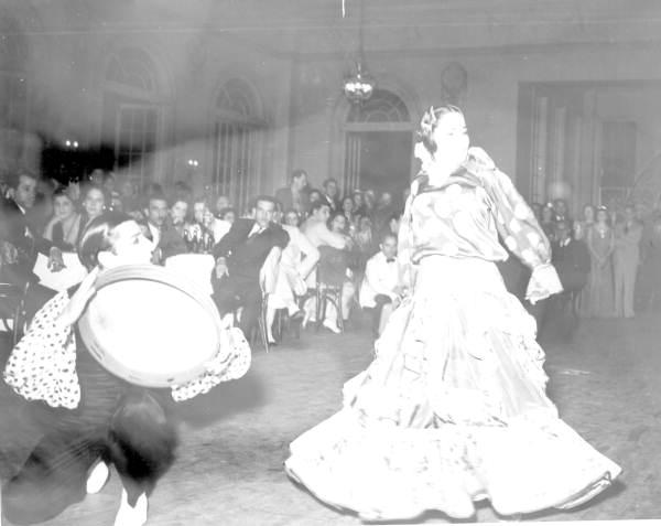 Dancers in the Club, circa 1930s