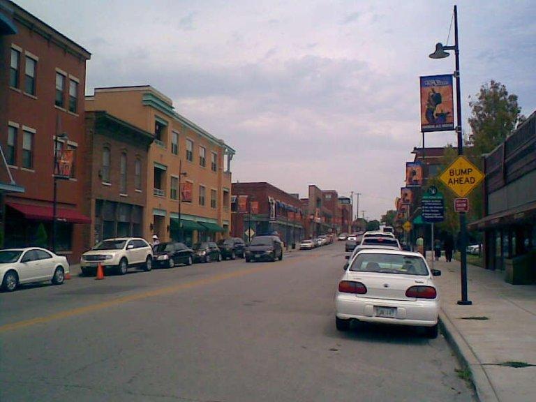 18th & Vine Historic District