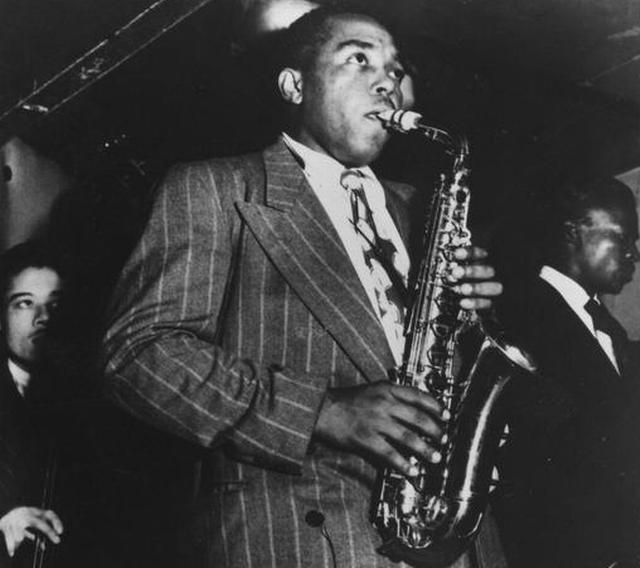 Kansas City and international jazz legend Charlie Parker