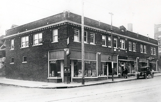 Laugh-O-Gram Studio in 1922