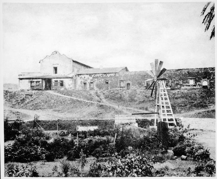 An 1874 photograph by Charles Pierce (Huntington Library).