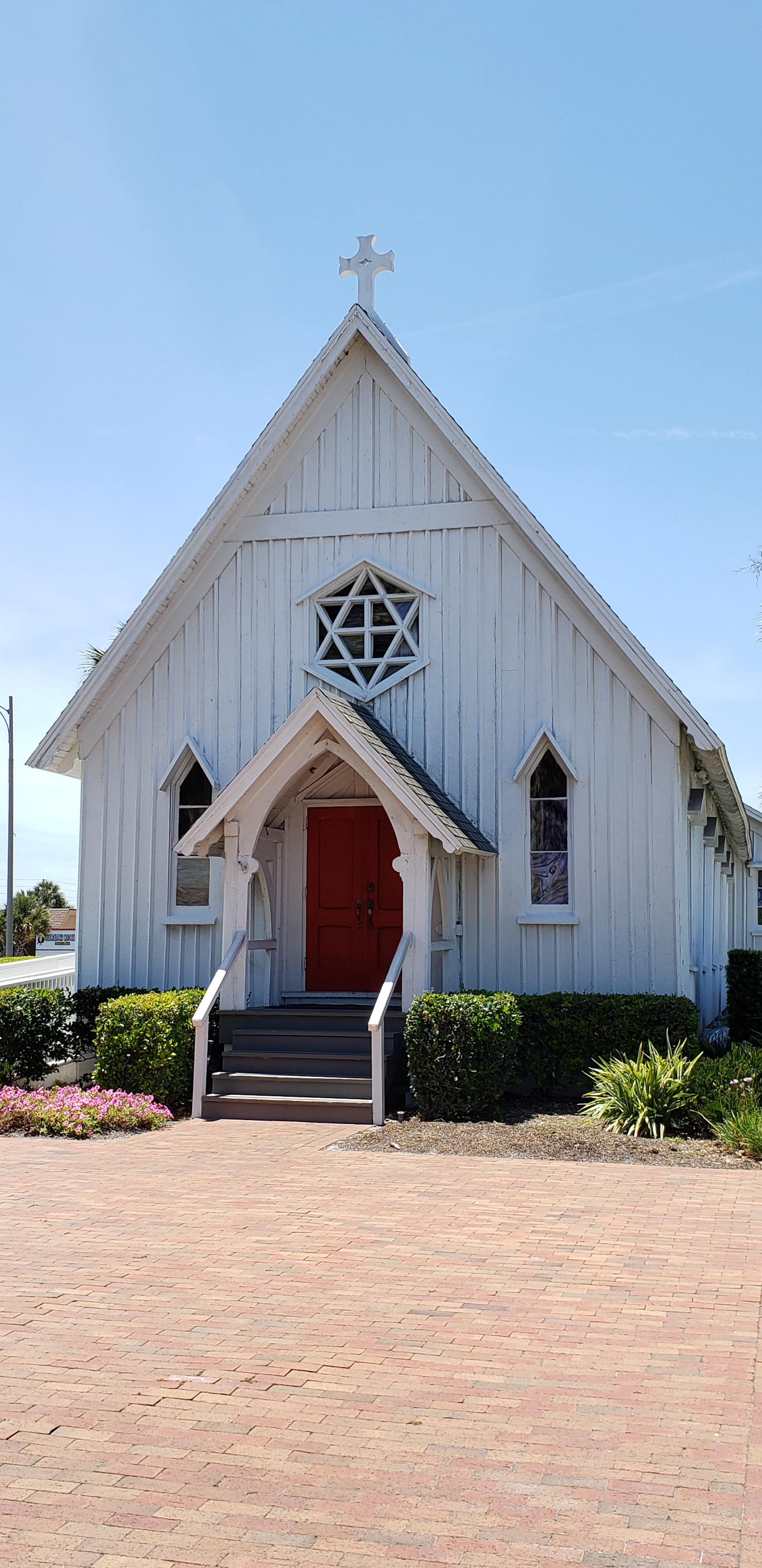 1887 St. Paul's by the Sea Episcopal Chapel