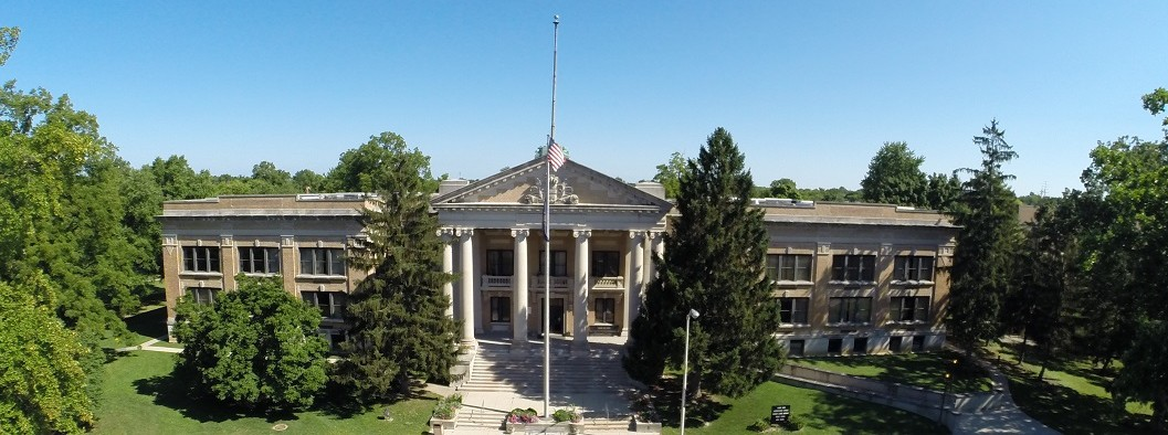 Indiana School for the Deaf - Alumni Hall (image from R.E. Diamond Associates, Inc.)