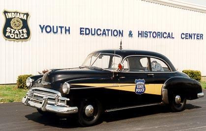Indiana State Police Museum (image from Auto Museums)