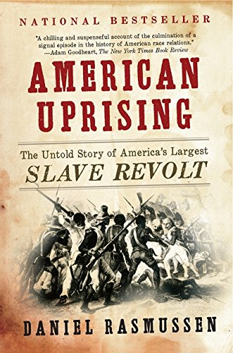 Learn more about the history of slave revolts with this book about the 1811 New Orleans slave revolt.