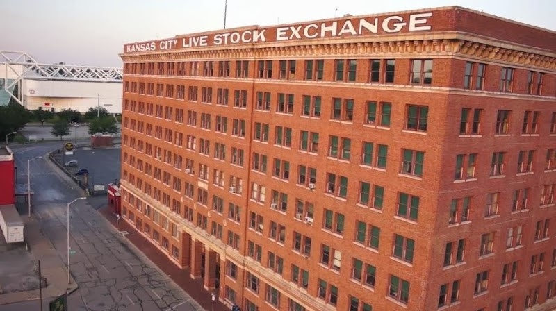 Kansas City Livestock Exchange Building