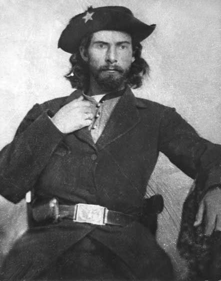 Confederate bushwhacker Bloody Bill Anderson