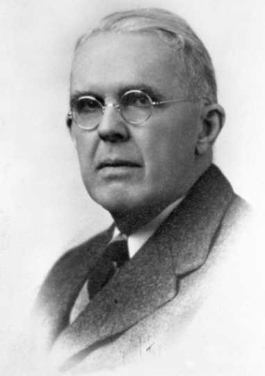 Robbins Gilman was a reformer and the first director of NENH from 1915 until 1948