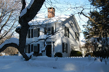 Ida Tarbell's former home is a private residence