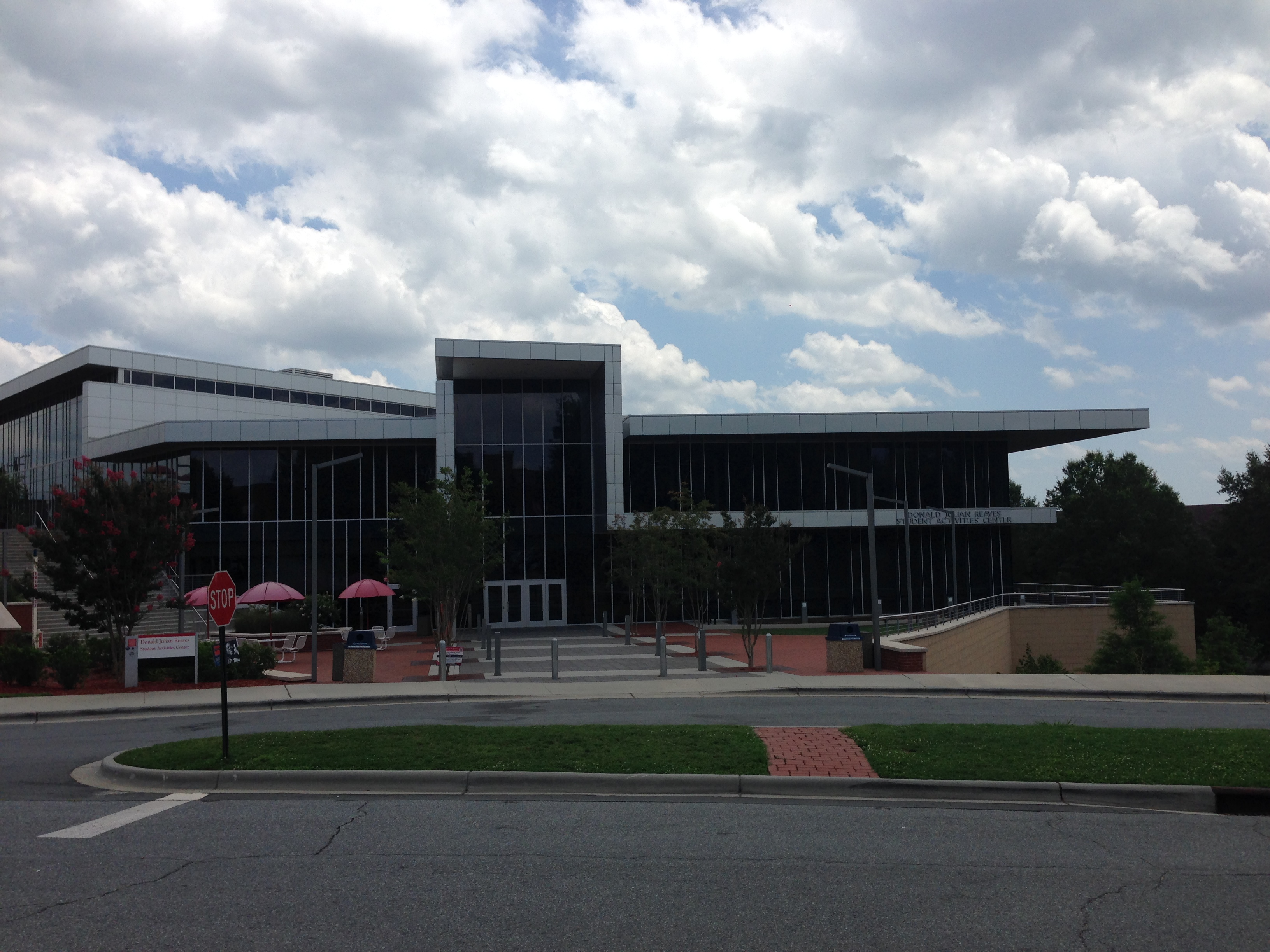 D.J. Reaves Student Activities Center
