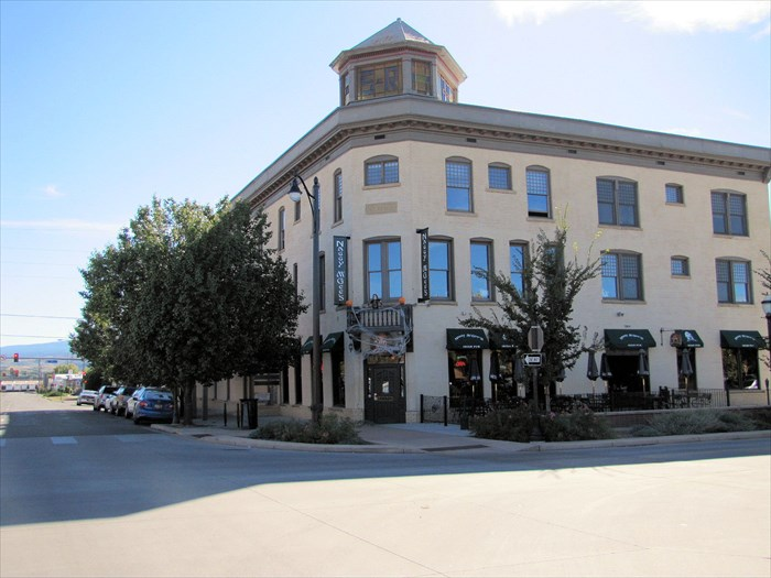 The former hotel is now home to restaurants and retail establishments. The building was added to the National Register of Historic Places in 1992.