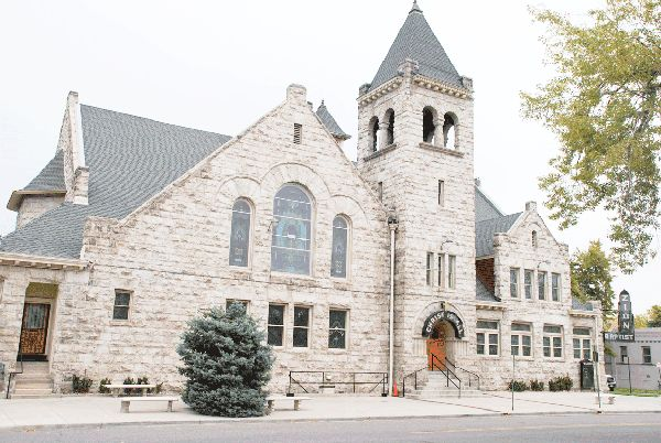 """Black leaders from Booker T. Washington, W.E.B. DuBois, and Martin Luther King, Jr. have all spoke at Zion Batptist, """"the Mother Church of the Rockies."""""""