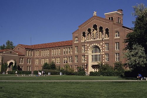 South High School, 1700 E. Lousiana Avenue, Denver. Photo by Joe Wolf. Licensed under Creative Commons. https://creativecommons.org/licenses/by-nd/2.0/legalcode