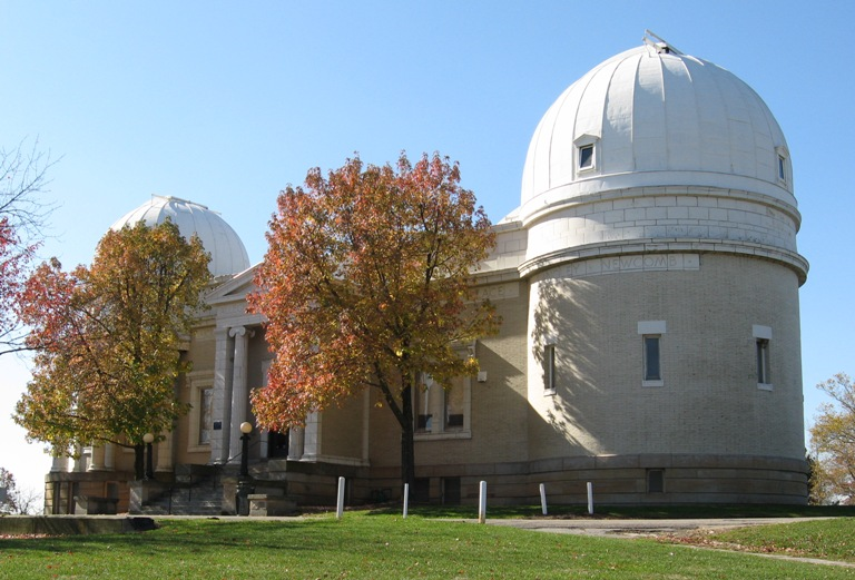 Allegheny Observatory, Riverview Park, Pittsburgh, PA