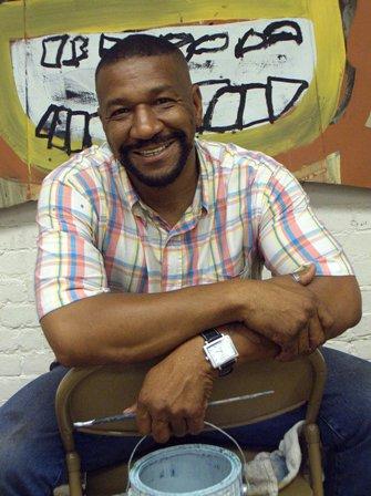 Artist Tyree Guyton