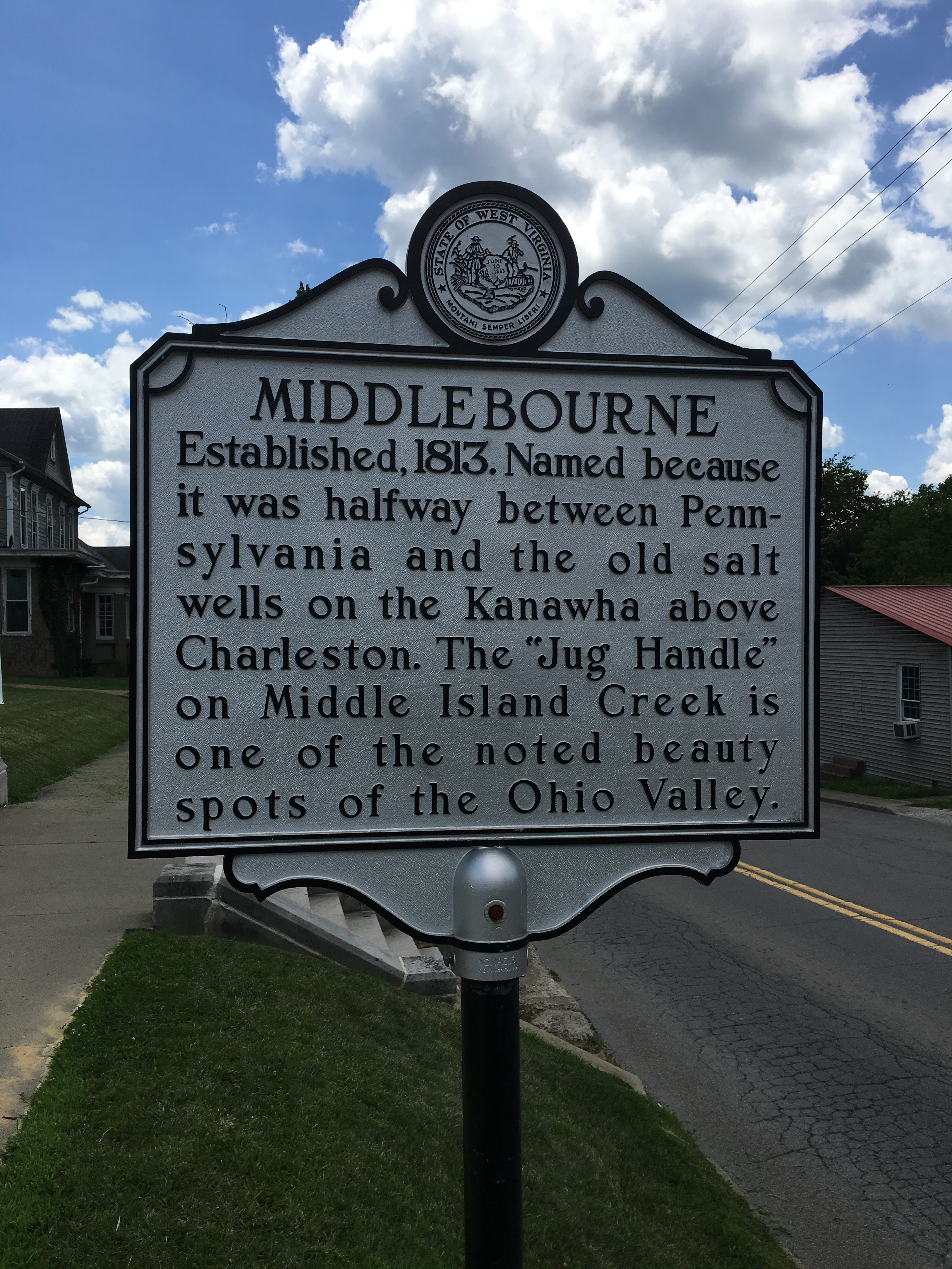 Middlebourne signage