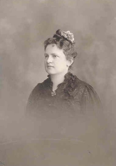 Mary Florence Lathrop, 1865-1951. The first woman to practice law in Colorado and the one of the first two women admitted to the American Bar Association.