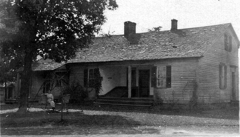 Sturgeon House in 1905.