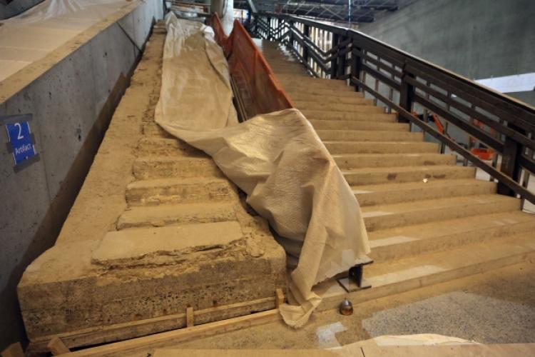 """The Survivors Staircase"" artifact"