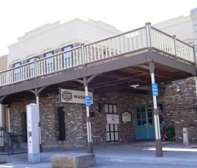 Visitors to the Folsom History Museum will learn about the cultural, economic and social history of the city.