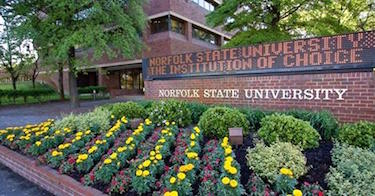 Norfolk State University was originally founded in 1935 and is one of the largest historically black colleges in the country