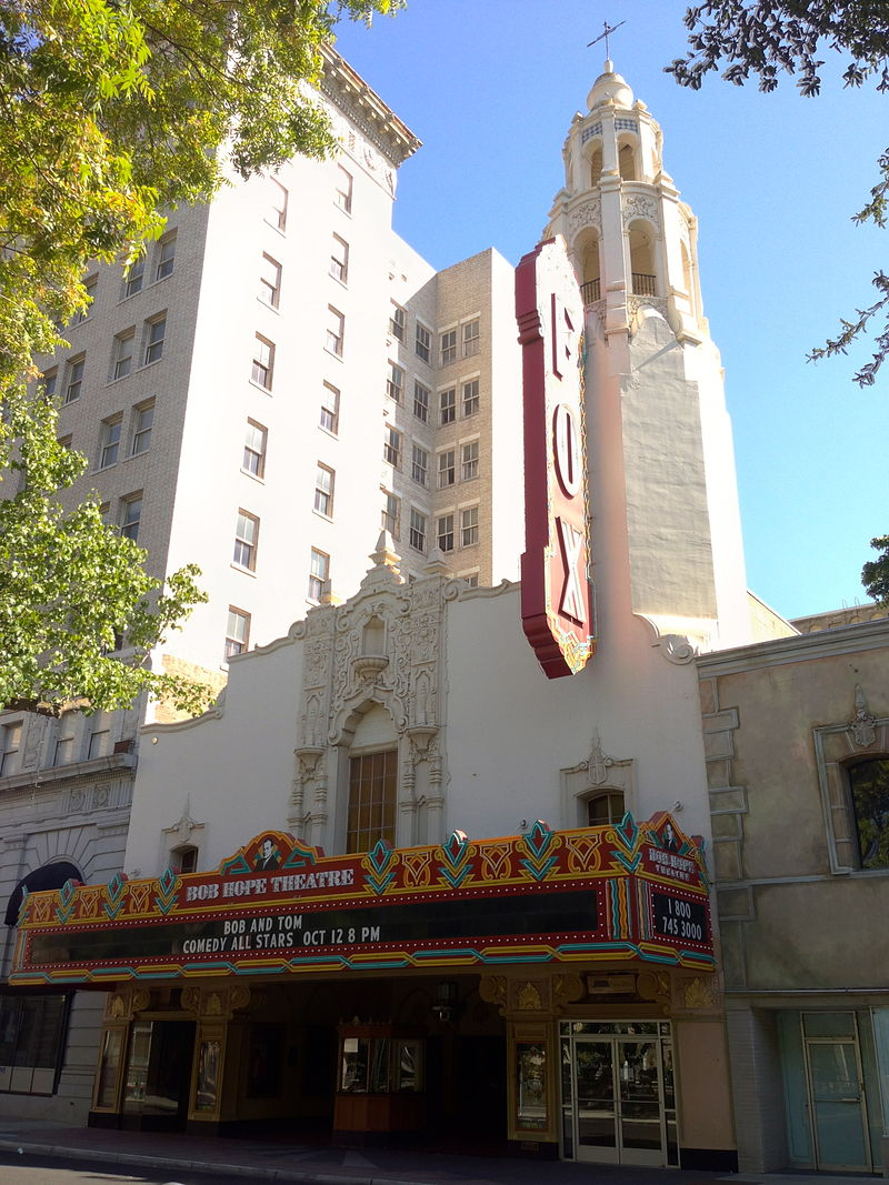 The Bob Hope Theater