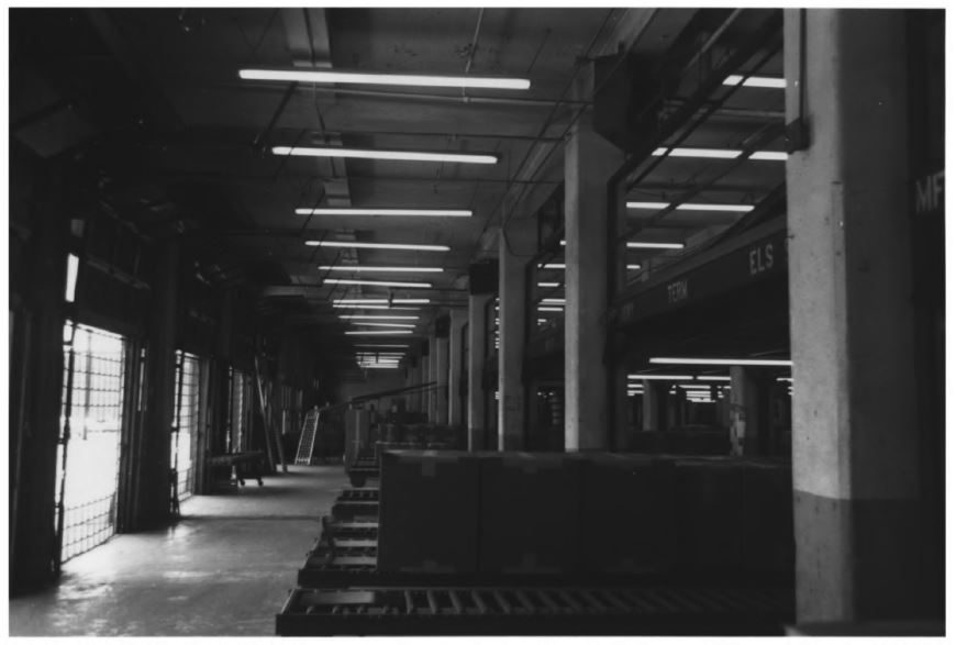 Interior in 1983 (image from the National Register of Historic Places)