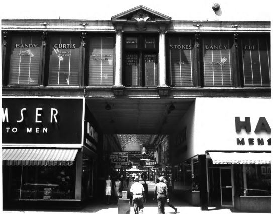Exterior in 1972 (image from the National Register of Historic Places)