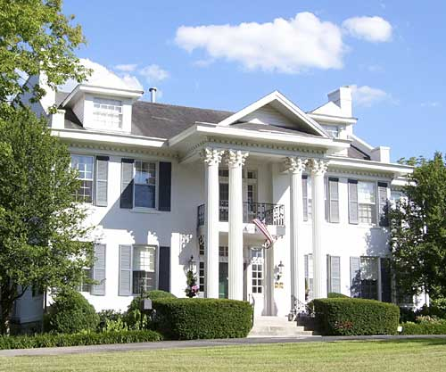 The Woman's Club of Nashville at the J.B. Daniels House (image from the Woman's Club of Nashville)