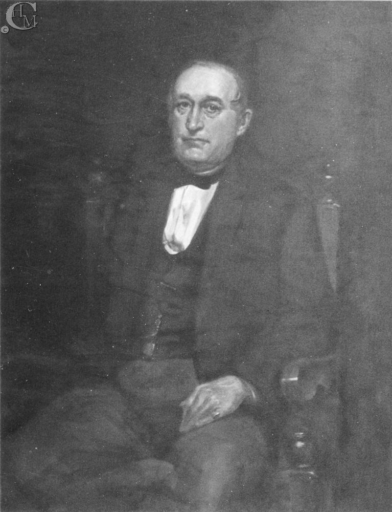 Benjamin P Cheney, our town's namesake