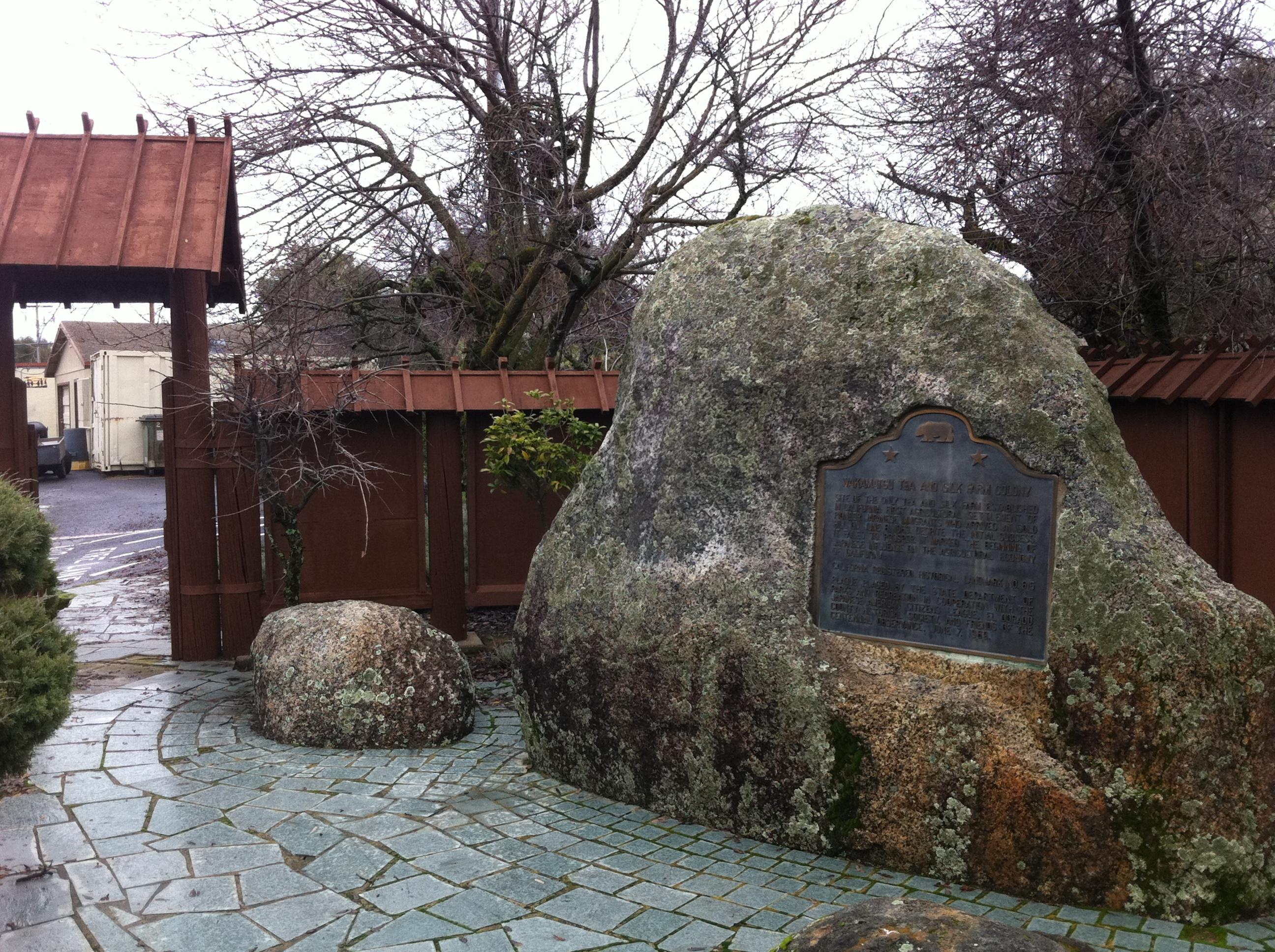 The Wakamatsu Tea and Silk Farm Colony
