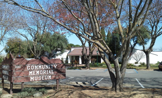 The Community Memorial Museum of Sutter County