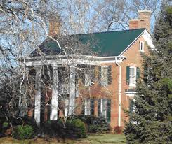 This historic home was constructed in 1880 by Richard Ratcliffe Farr at the site of the farmhouse where, at age 14, he fired on advancing Union troops.