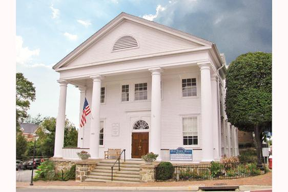Old Town Hall, Fairfax