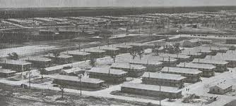 Barracks at Camp Croft