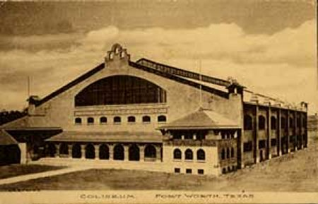 Historical Photo of the Coliseum.