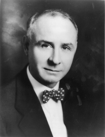 Herman Guy Kump, governor of West Virginia during the bank holiday that resulted in the Beverly Bank's closure in 1933. Courtesy of Wikipedia.