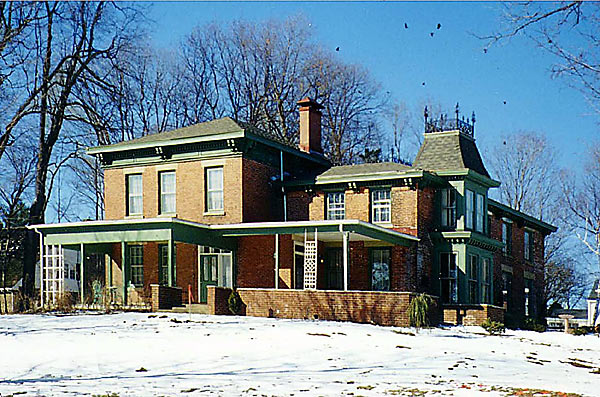 Wisconsin governor Robert M. LaFollette lived in this home from 1905-1925.