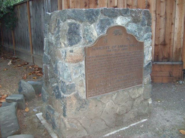 This marker was dedicated in 1986 thanks to the efforts of local historians and civic organizations.