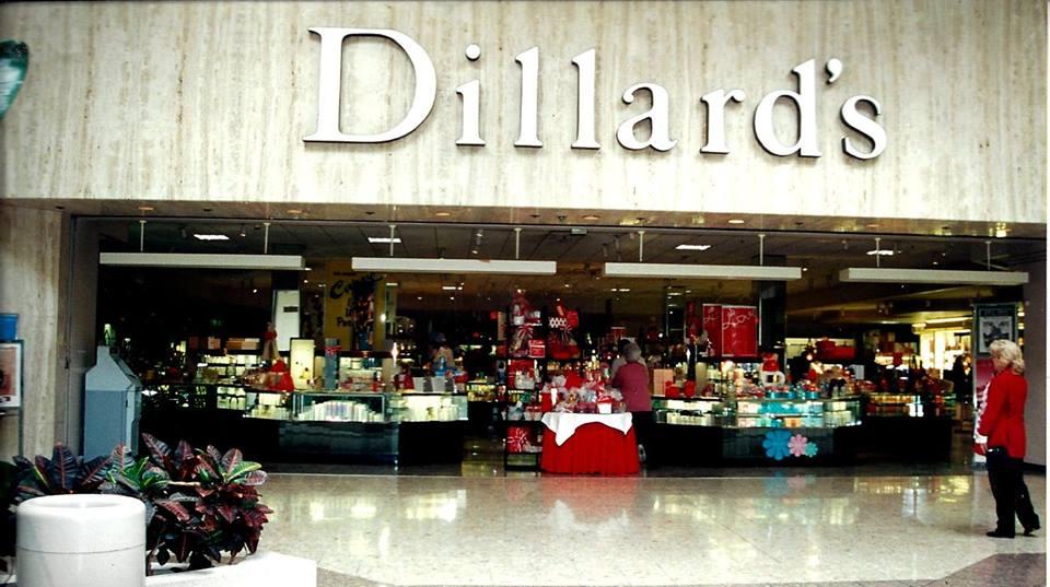 Dillard's at Jamestown Mall - Florissant, Missouri, 2000