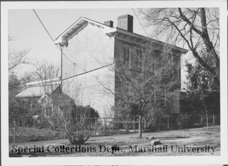 Buffington-McGinnis house, circa 1970