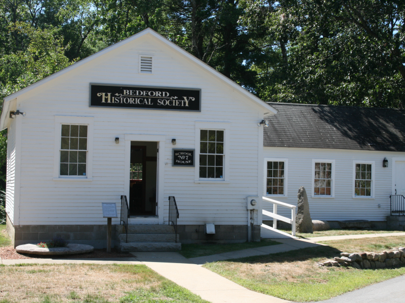 The Bedford Historical Society