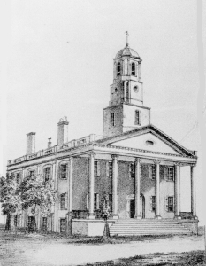 Michigan's Territorial Courthouse
