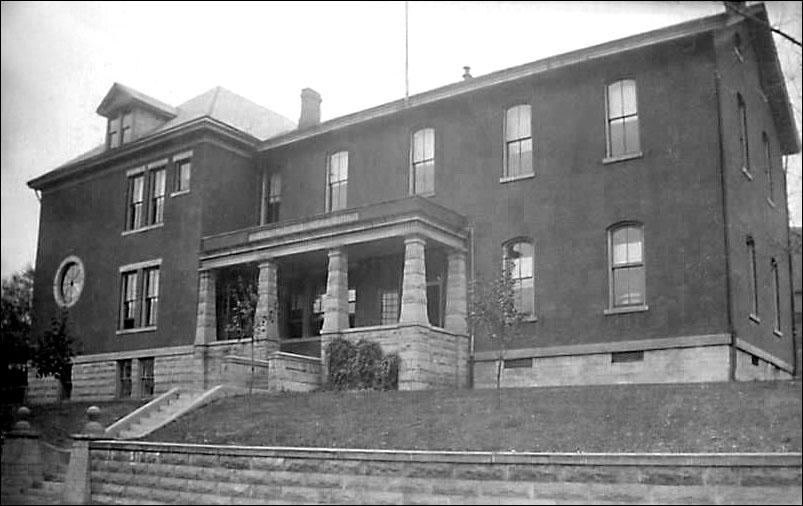The old sumner school