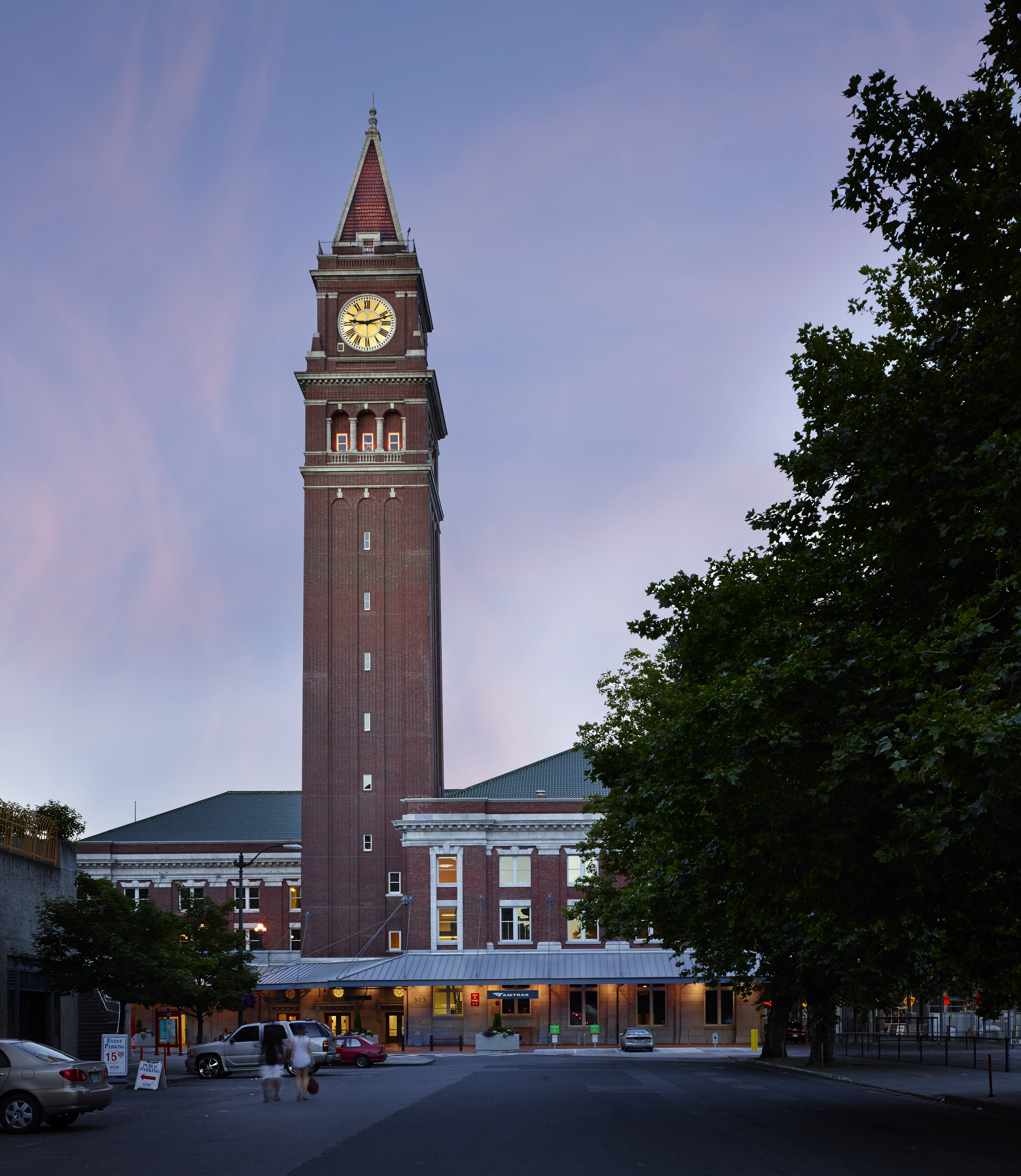 King Street Station (image from the City of Seattle)
