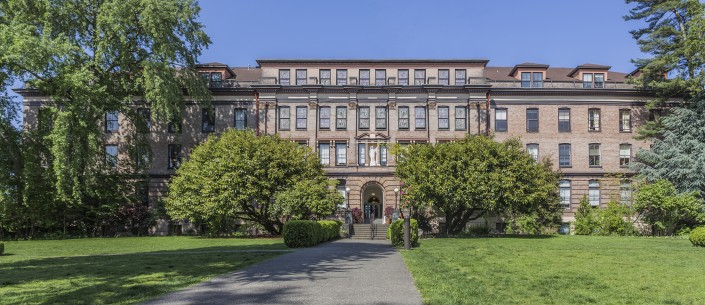 The Good Shepherd Center today (image from Historic Seattle)
