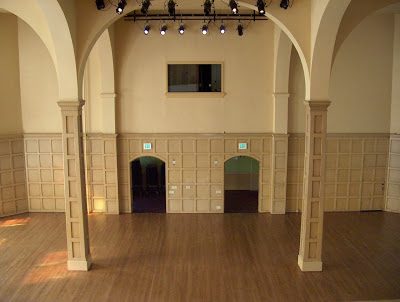 The Chapel Performance Space (image from Chapelspace Blog)