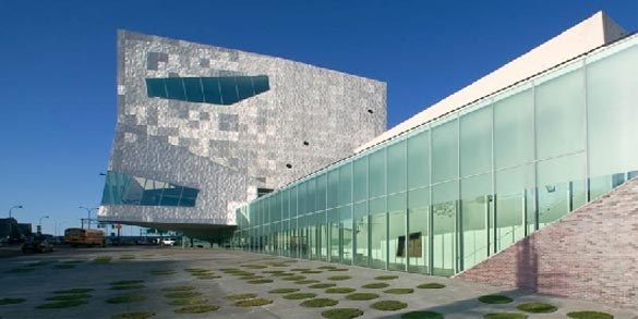 The Walker Art Center ranks among the five most-visited modern/ contemporary art museums in the United States