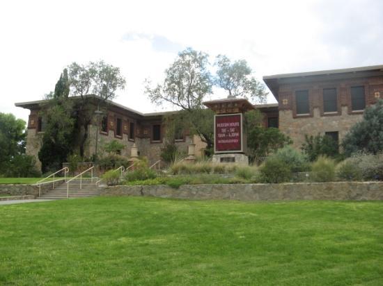 The Centennial Museum